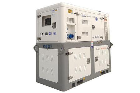 Hybrid Energy Generator Made By MPMC