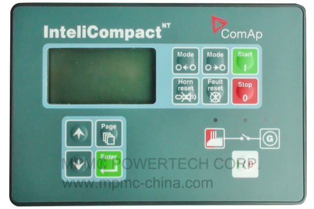 Control Module Made By MPMC
