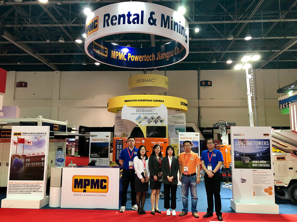 Exhibition Report > MEE 2019 | MPMC's First Exhibition, Leading the Trend