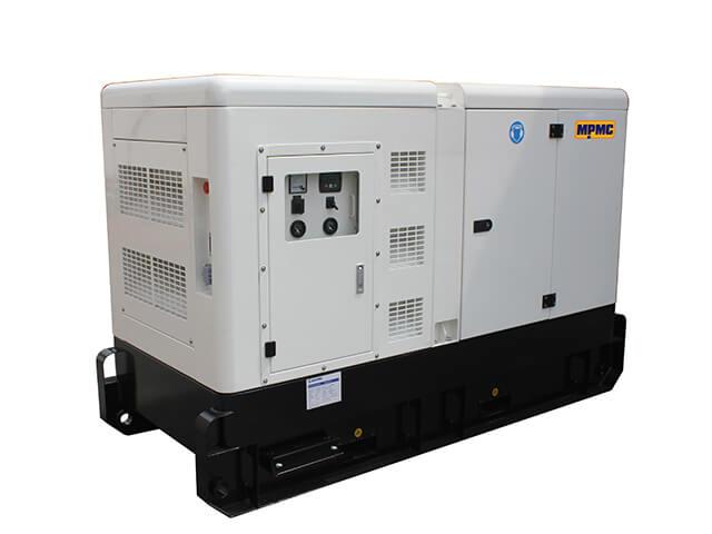 5-40 kVA Generaotr Sets Made By MPMC