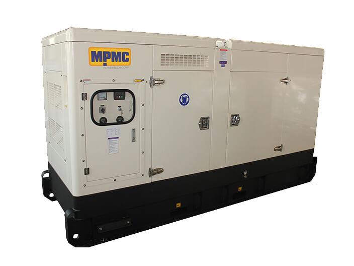 41-250 kVA Generator Sets Made By MPMC