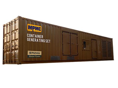 1251-3100 kVA Generator Sets Made By MPMC