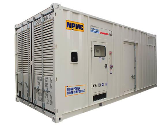 651-1250 kVA Generator Sets Made By MPMC
