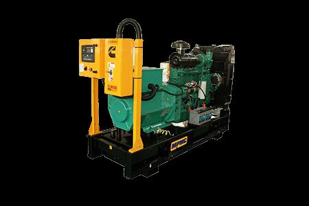 Cummins Open Diesel Generator Made By MPMC