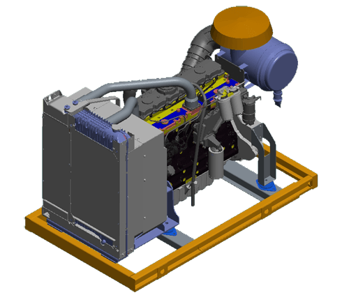Zero Pack Generator Sets Made By MPMC