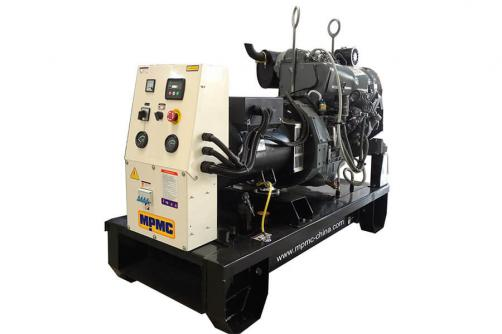 Deutz China Open Diesel Generator Made By MPMC