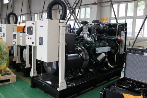 Doosan Open Diesel Generator Made By MPMC