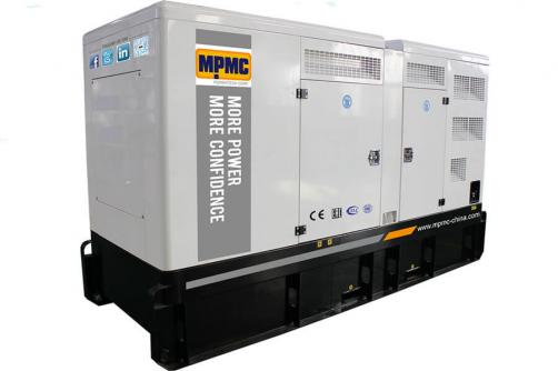 Deutz Silent Diesel Generator Made By MPMC