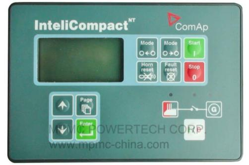 ComAp  IC-NT MINT Made By MPMC