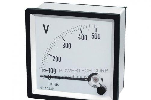 Ampere Meter Made By MPMC