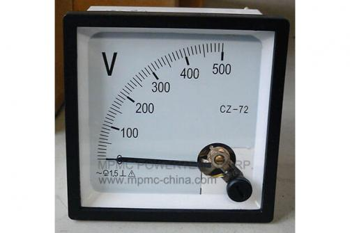 Voltmeter Made By MPMC