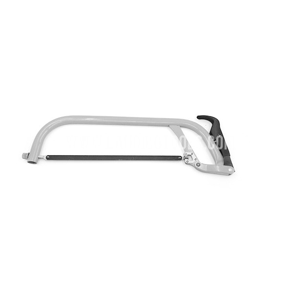 Oval Tubular Hacksaw Frame With Aluminium Handle   431604