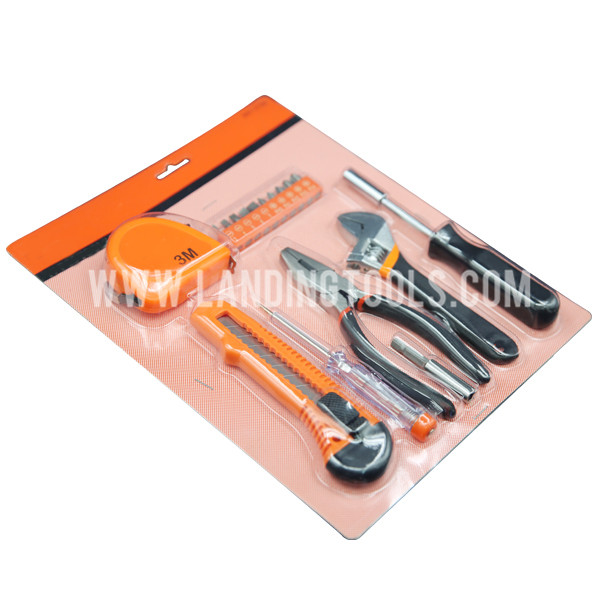 Wholesale Customized Good Quality Tools Set 17pcs  P10010