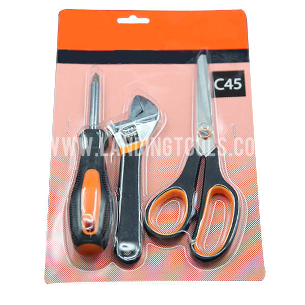 Good Quality Sell Well 3PCS Tools Set   P10050  ​