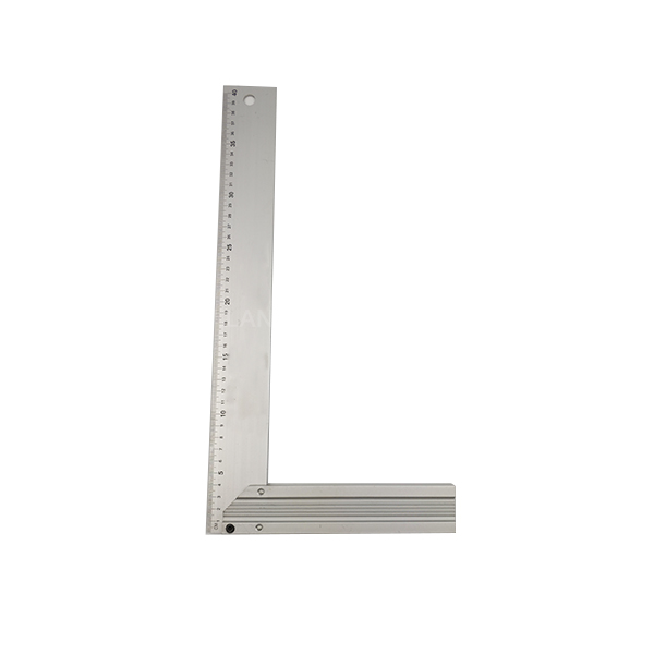 Aluminium L Type Ruler Try Square	573001