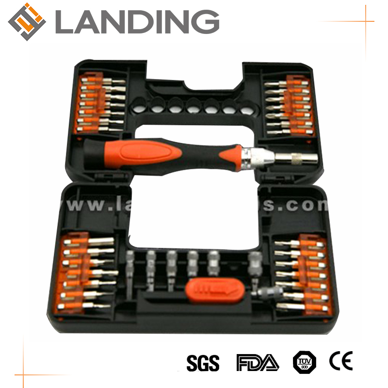 37pcs Precision Screwdriver And Sockets Set   644501