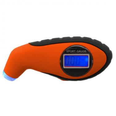 Digital tire pressure gauge  Self-calibrating  780005