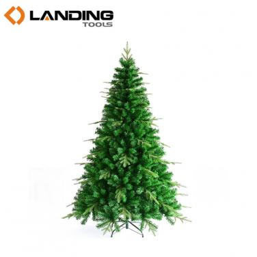 Christmas Tree 1.2M 1.5M 1.8M 2.1M  2.4M  Decoration Colorful PET Artificial Christmas Tree    C10011