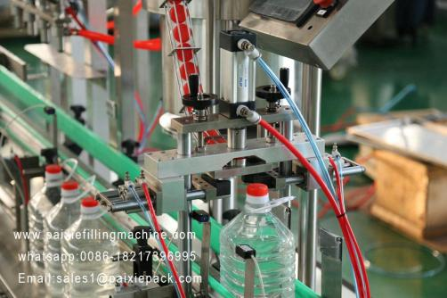 3L/5L cooking oil bottle filling machine
