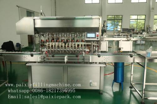 Petroleum jelly products filling capping machine