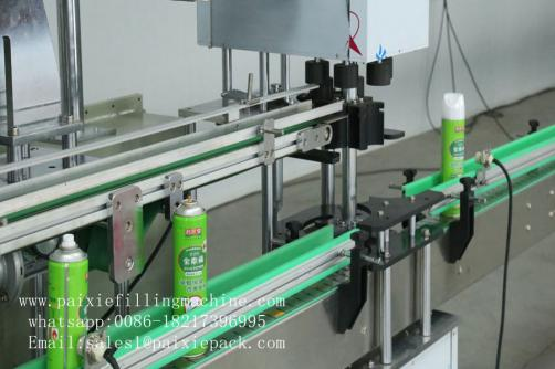 Aerosol Filling Sealing Machine