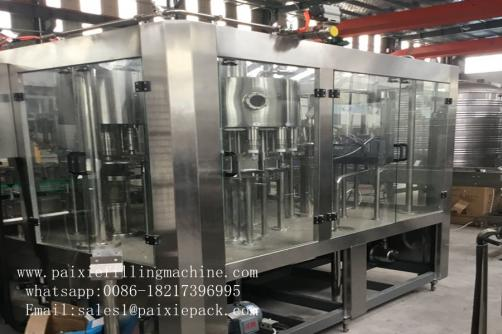 Tea drinks / sport drink bottle filling capping machine