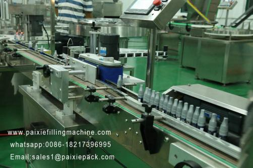 Wet Glue Labeling Machine