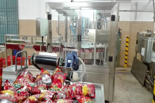 Automatic Doypack packing machine for Powder liquid granule