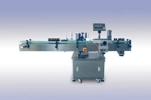 Round Bottle Position Labeling Machine