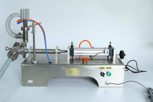 Manual Liquid Filling Machine 30-300ml