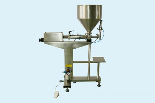 Semi-automatic Vertical Filling Machine