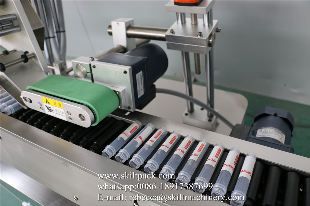 Vial Labeling Machine