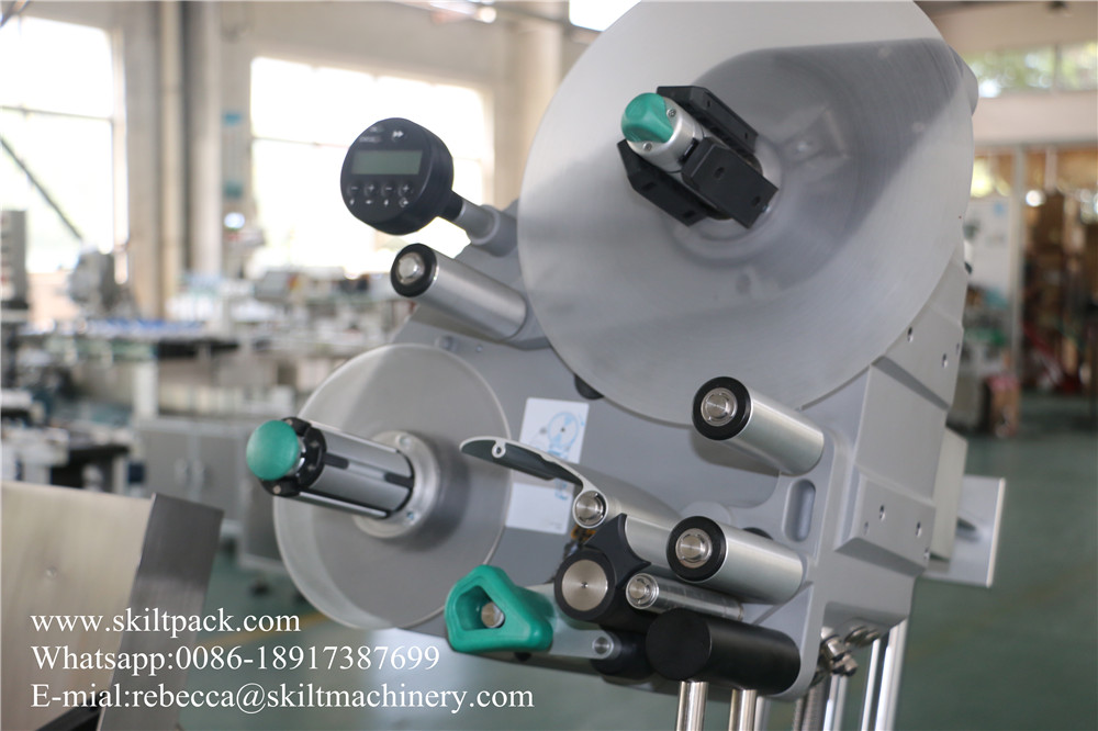 Injection Labeling Machine
