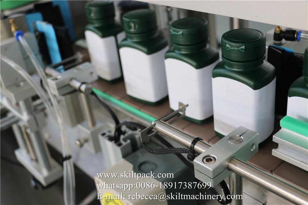 Square&Flat Bottle Labeler