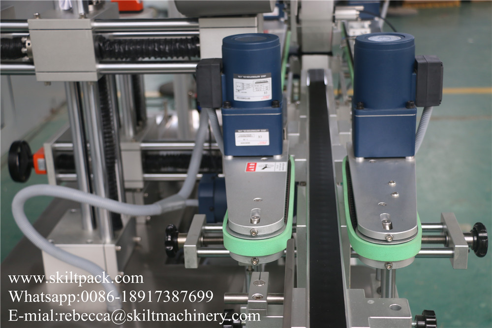 Box Top & Bottom Labeler