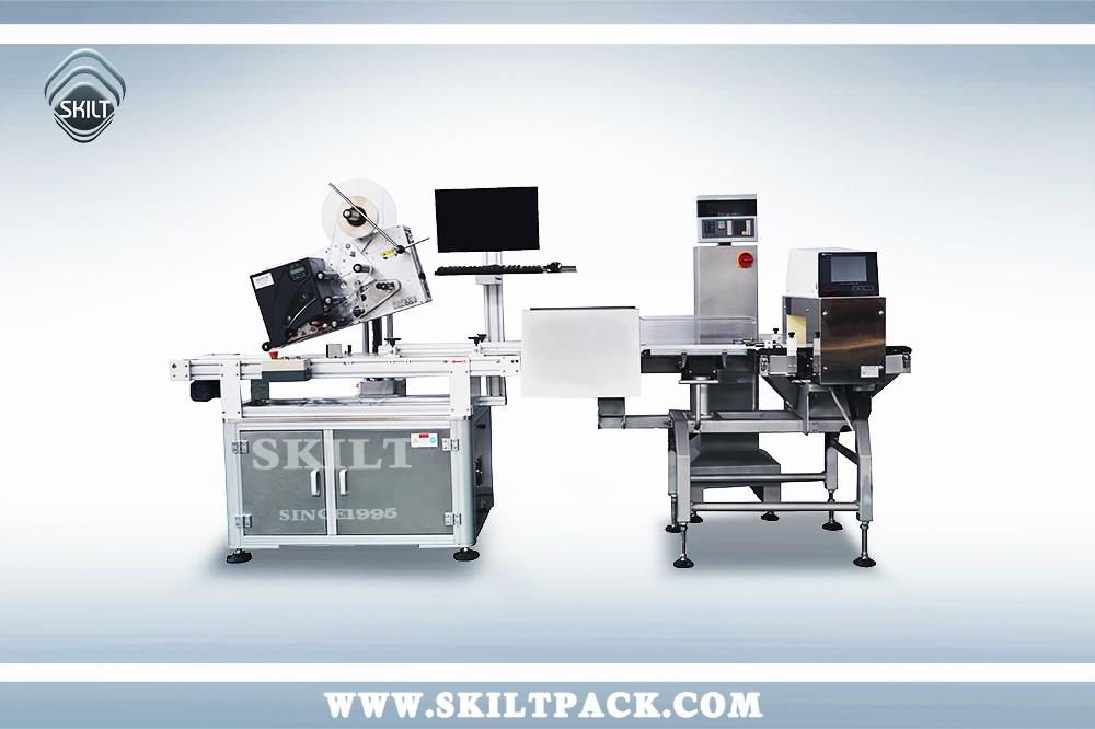 Online Printing Labeling Machine