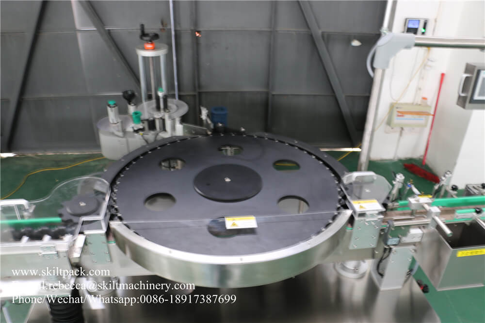 High Speed Rotary Labeler