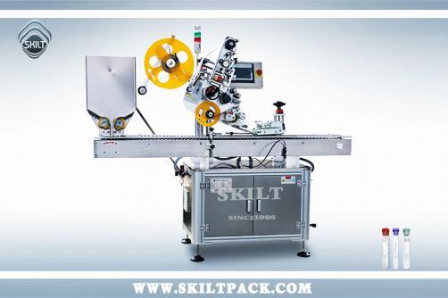 Tubes Labeling Machine