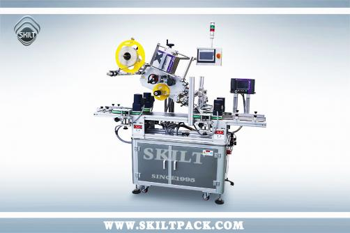 Bottle Top Labeling Machine