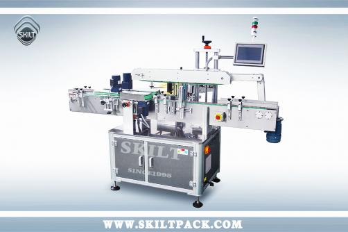Square Bill Bottle Labeling Machine