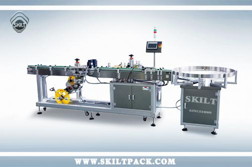 Cosmetic Bottom Labeler