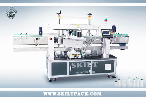 Container Front & Back Labeler