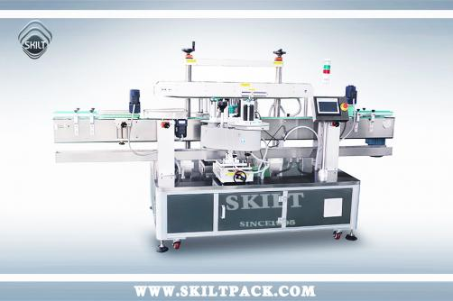 Cosmetic Bottle Labeling Machine