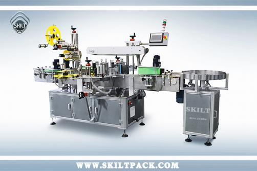 Jars Labeling Machine(Top&Side)