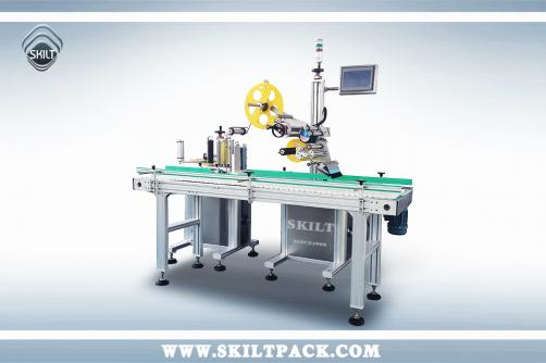 Pallet Labeling Machine(Top&Side)