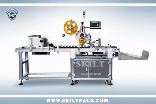 Paper Labeling Machine