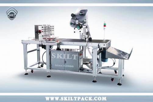 Bag Paging & Labeling Machine
