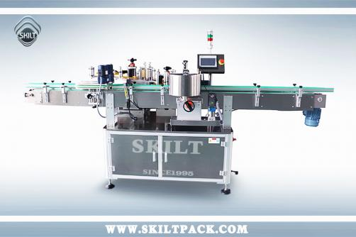 Water Bottle Position Labeling Machine