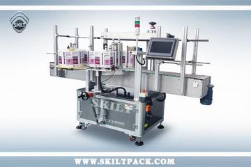 Water Bucket Labeling Machine