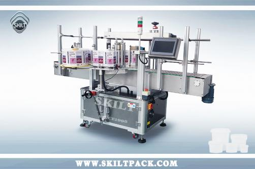 Oil Drum Labeling Machine